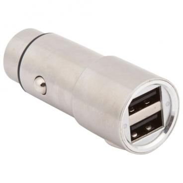 Автомобильная зарядка WK Legend 2 USB (WP-C06)