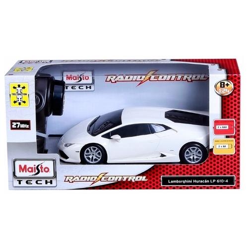 Легковой автомобиль Maisto Lamborghini Huracan LP 610-4 (81126) 1:24