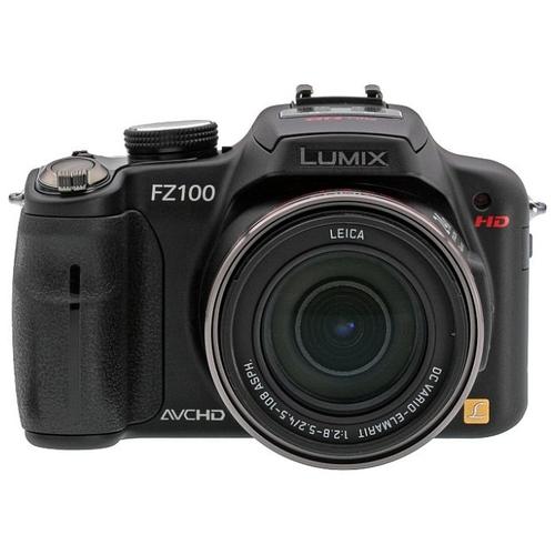 Фотоаппарат Panasonic Lumix DMC-FZ100