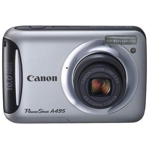 Фотоаппарат Canon PowerShot A495