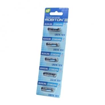 Батарейка ROBITON Alkaline Standart LR27A
