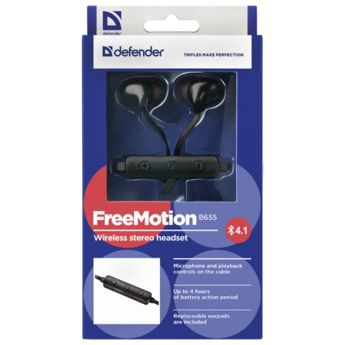 Наушники Defender FreeMotion B655