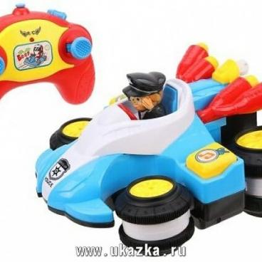 Машинка Наша игрушка 1:12