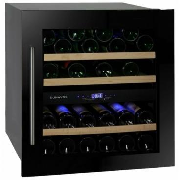 Встраиваемый винный шкаф Dunavox DAB-36.80DB
