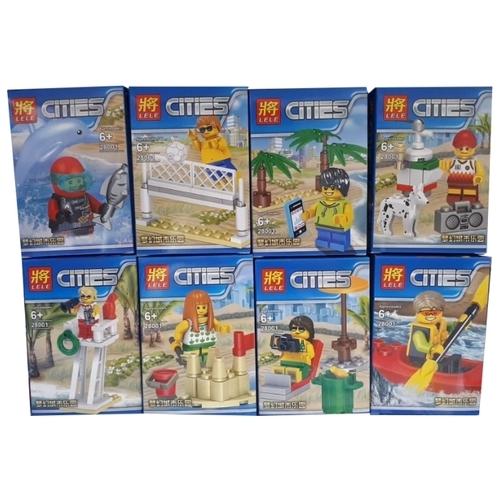 Конструктор Lele Cities 28001