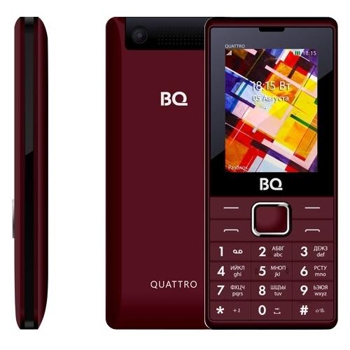 Телефон BQ 2412 Quattro