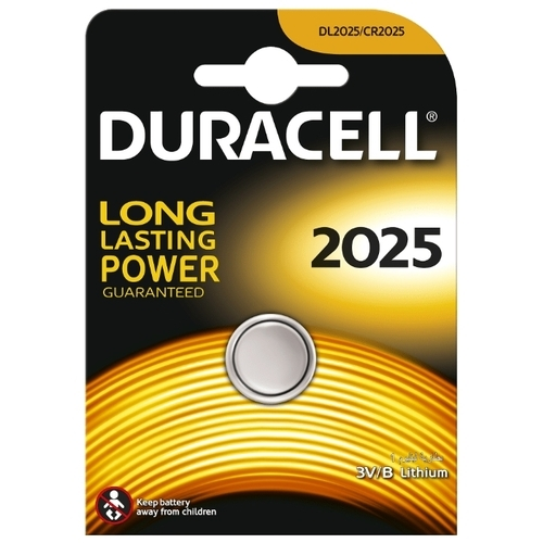 Батарейка Duracell 2025