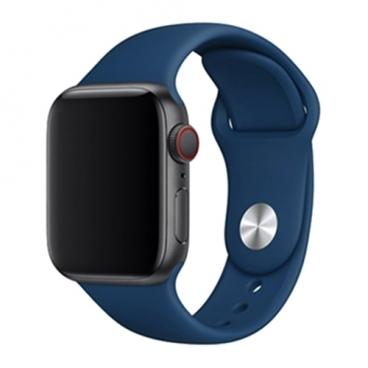 Devia Ремешок силиконовый Series Sport для Apple Watch 38/40mm