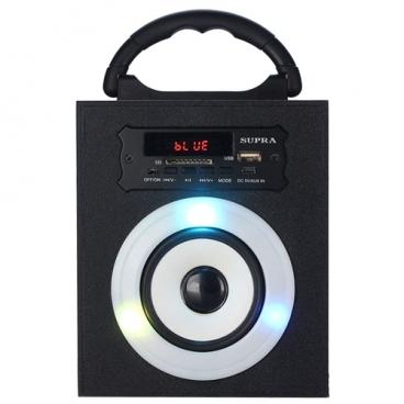 Портативная акустика SUPRA BTS-550