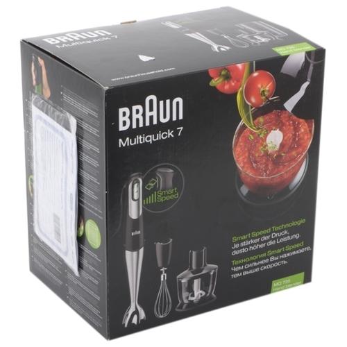 Погружной блендер Braun MQ 735 Sauce