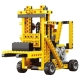 Электромеханический конструктор Wange Power Machinery 1403 Погрузчик
