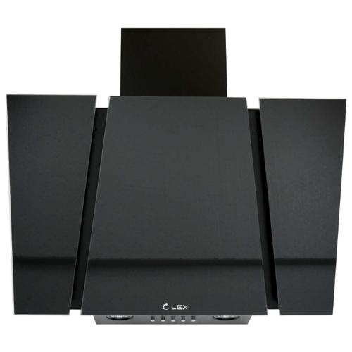 Каминная вытяжка LEX Ori 600 black