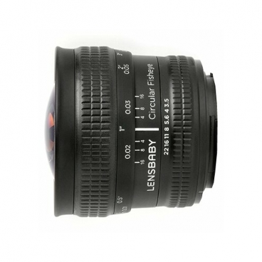 Объектив Lensbaby Circular with Fisheye Sony E""