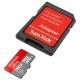 Карта памяти SanDisk Ultra microSDHC Class 10 UHS Class 1 30MB/s + SD adapter