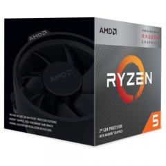 Процессор AMD Ryzen 5 3400G