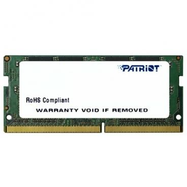 Оперативная память 4 ГБ 1 шт. Patriot Memory PSD44G213381S