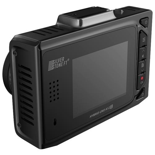 Видеорегистратор с радар-детектором SilverStone F1 HYBRID UNO A12 Z