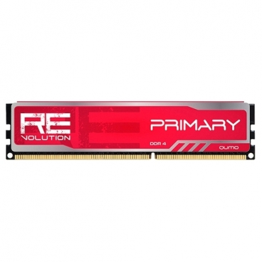Оперативная память 8 ГБ 1 шт. Qumo ReVolution Primary Q4Rev-8G2666P16PrimR