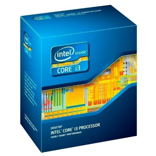 Процессор Intel Core i3-3220 Ivy Bridge (3300MHz, LGA1155, L3 3072Kb)