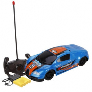 Машинка Наша игрушка QX3688-4 Чемпион