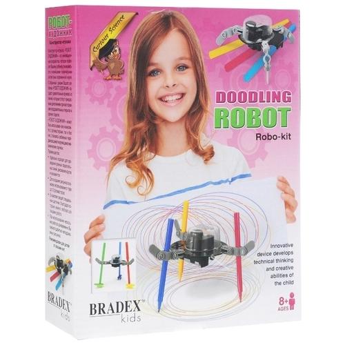 Электромеханический конструктор BRADEX DE0119 Робот-художник