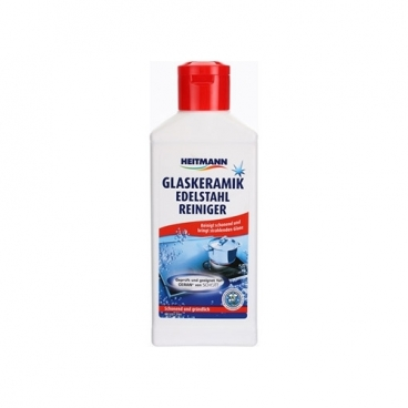 Лосьон для чистки стеклокерамики и изделий из нержавеющей стали Heitmann