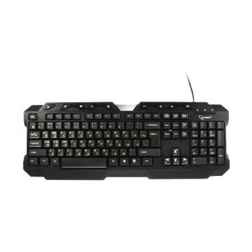 Клавиатура Gembird KB-G10U Black USB