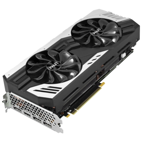Видеокарта Palit GeForce RTX 2070 SUPER 1605MHz PCI-E 3.0 8192MB 14000MHz 256 bit HDMI 3xDisplayPort HDCP JetStream