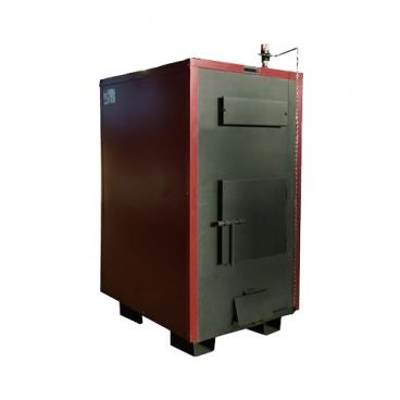 Твердотопливный котел Буржуй-К Т-75А-2К 75 кВт двухконтурный