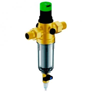 Фильтр механической очистки Гейзер Бастион 7508155233 муфтовый (НР/НР), латунь