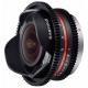 """Объектив Samyang 7.5mm T3.8 Fisheye VDSLR Micro 4/3"""""""