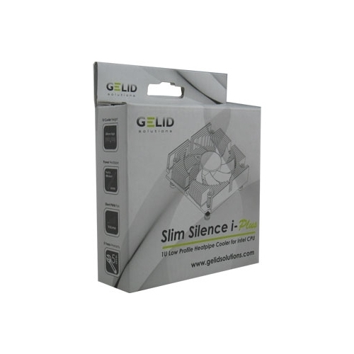 Кулер для процессора GELID Solutions Slim Silence i-Plus