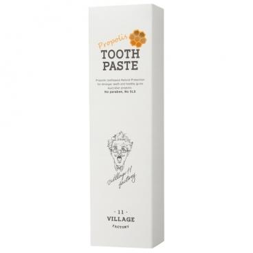 Зубная паста Village 11 Factory Propolis Toothpaste антибактериальная с прополисом