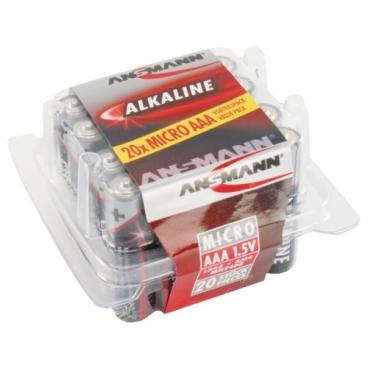 Батарейка ANSMANN Alkaline AAA