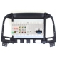 Автомагнитола Wide Media WM-CF3075NB-1/16 Hyundai Santa Fe 2010-2012