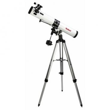 Телескоп Veber 900/76 EQ