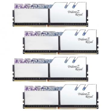 Оперативная память 8 ГБ 4 шт. G.SKILL F4-3200C16Q-32GTRS