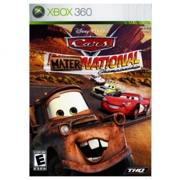Cars: Mater-National Championship