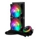 Кулер для процессора Cooler Master MasterLiquid ML240R RGB