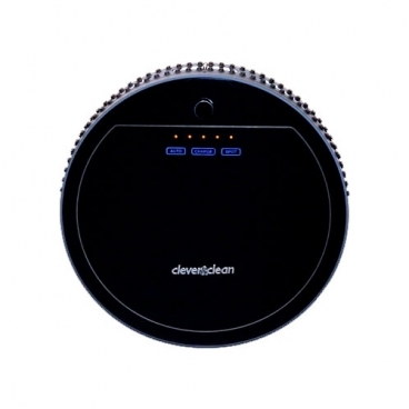 Робот-пылесос Clever & Clean Z-series Black Diamond