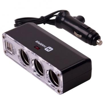 Автомобильная зарядка HARPER DP-096
