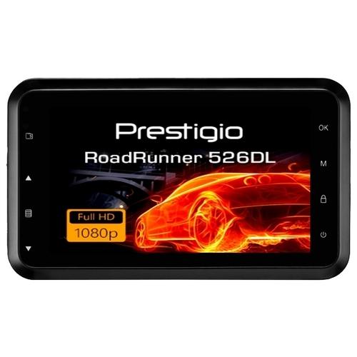 Видеорегистратор Prestigio RoadRunner 526DL