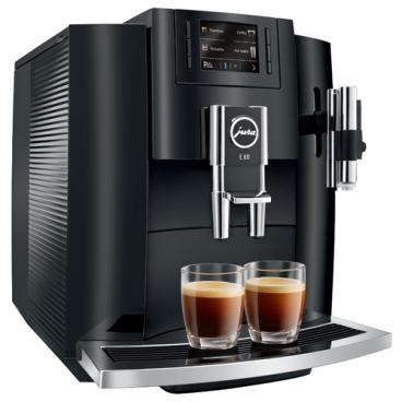 Кофемашина Jura E80