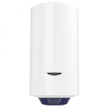 Накопительный электрический водонагреватель Ariston BLU1 ECO ABS PW 80 V Slim
