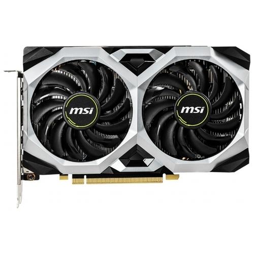 Видеокарта MSI GeForce GTX 1660 Ti 1830MHz PCI-E 3.0 6144MB 12000MHz 192 bit 3xDisplayPort HDMI HDCP VENTUS XS OC