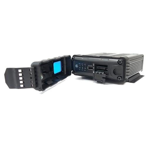 Видеорегистратор PROGMATIC PRO-MDVR0401G, без камеры, GPS, ГЛОНАСС