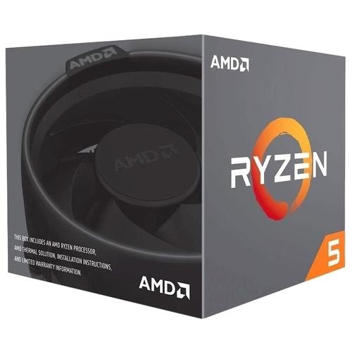 Процессор AMD Ryzen 5 1400