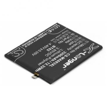 Аккумулятор Cameron Sino CS-MX683XL для Meizu Meilan X, M3X
