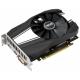 Видеокарта ASUS PHOENIX GeForce GTX 1660 1530MHz PCI-E 3.0 6144MB 8002MHz 192 bit DVI DisplayPort HDMI HDCP OC