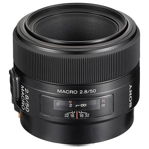 Объектив Sony 50mm f/2.8 (SAL-50M28)
